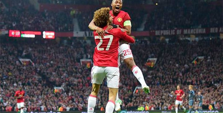 Manchester United jugará la final de la Europa League contra el Ajax